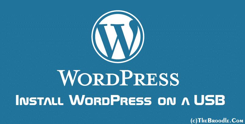 Portable WordPress
