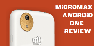 Micromax Canvas Android A1
