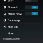 CM11 For Android One Micromax Canvas A1 1