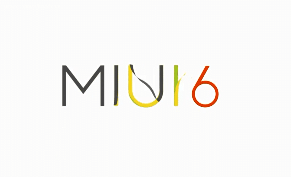 MIUI6 for Xiaomi Redmi 1S