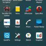Mi Xperia Rom for Xioami Redmi 1S 6