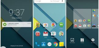 Android-5.0-Lollipop-Mokee ROM For Xiaomi Redmi 1S