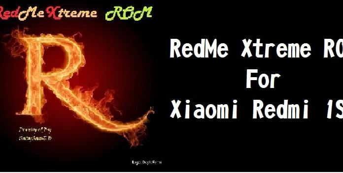 Redmi Xtreme Rom for Xiaomi Redmi 1S