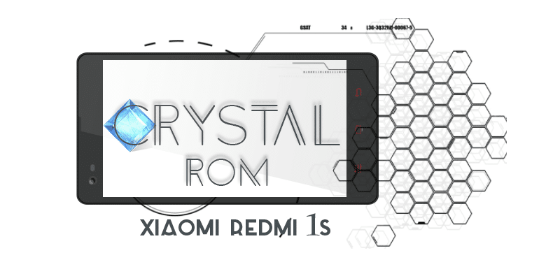Crystal ROM For XIaomi Redmi 1S