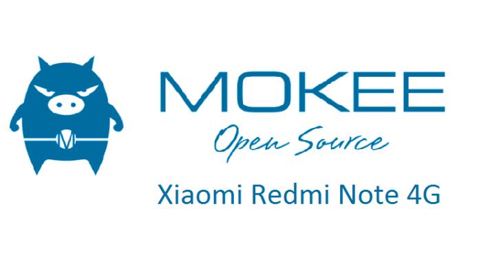 Mokee Rom for Xiaomi Redmi Note 4G
