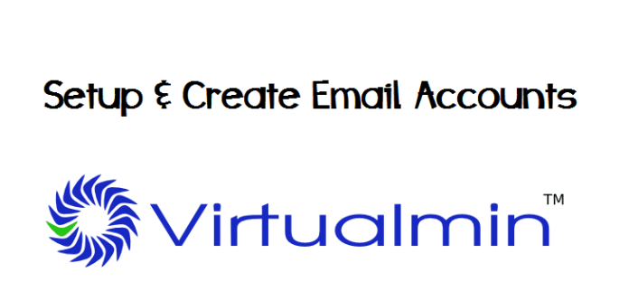 Email Accounts in Virtualmin