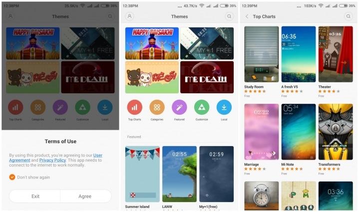 Official MIUI 6 Beta ROM For Xiaomi Redmi 1S 1