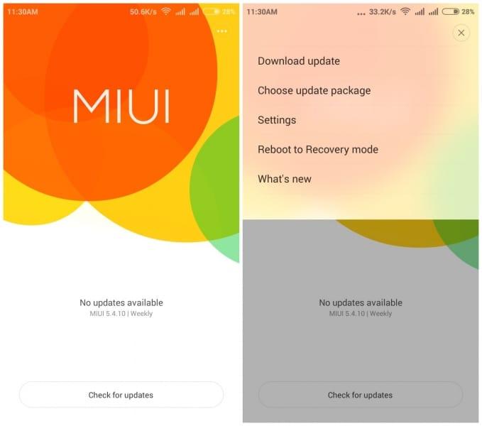 Official MIUI 6 Beta ROM For Xiaomi Redmi 1S 9