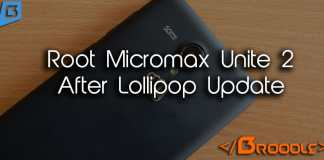 How to Root Micromax A106 Unite 2 After Lollipop Update
