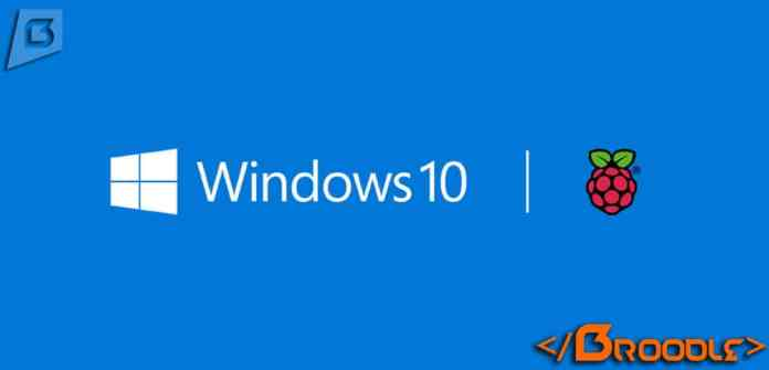 Install Windows 10 in Raspberry Pi 2