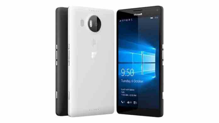 Microsoft's Latest Lumia 950 XL
