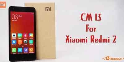 CM 13 for Xiaomi Redmi 2