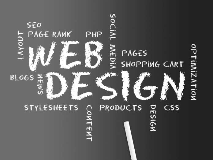 A Custom Web Design