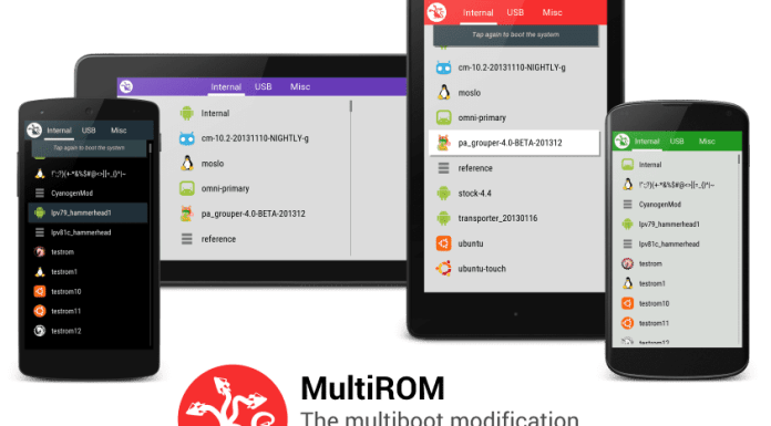 MultiRom for Xiaomi Redmi Note 3