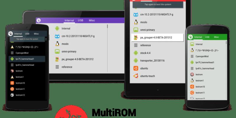MultiRom for Xiaomi Redmi Note 3