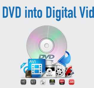Convert DVD into Digital Video Files