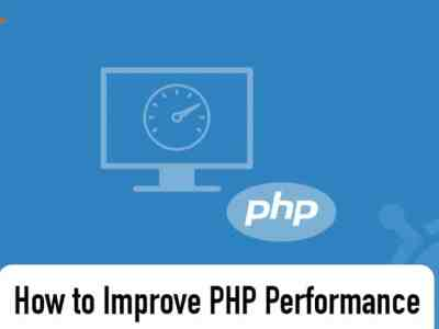 Improve Performance of PHP