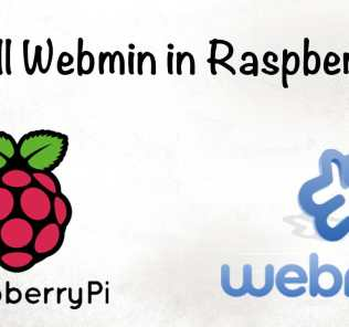 Webmin Installation in Raspberry Pi