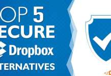 Top 5 Alternatives to Dropbox