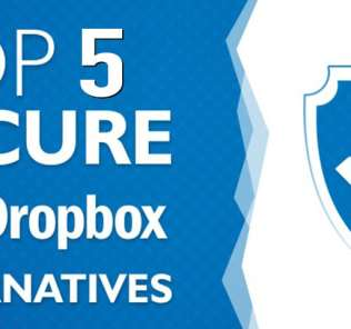Top 5 Alternatives to Dropbox