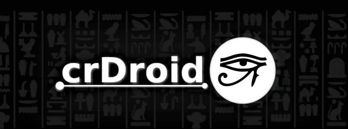 crDroid Custom ROM Logo