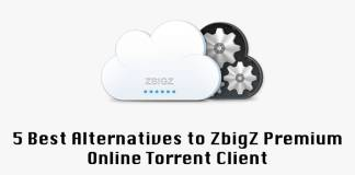 Zbigz Online Torrent Client Alternatives