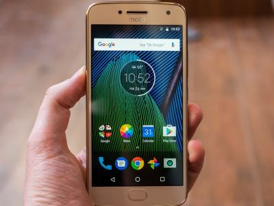 Moto G5 Plus Custom ROMS