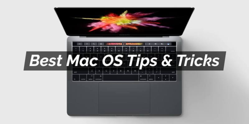 Best Mac OS Tips and Tricks