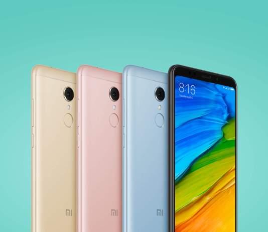 Custom ROM for Xiaomi Redmi 5