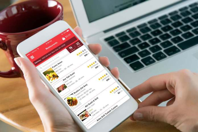 Food Delivery Apps in Food Industry