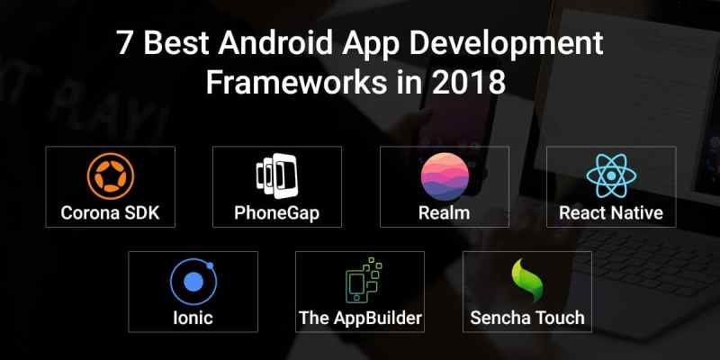 Best Android App Development Frameworks in 2018