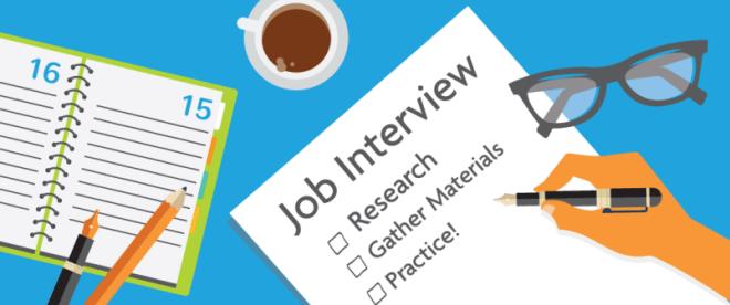 taking interview app development