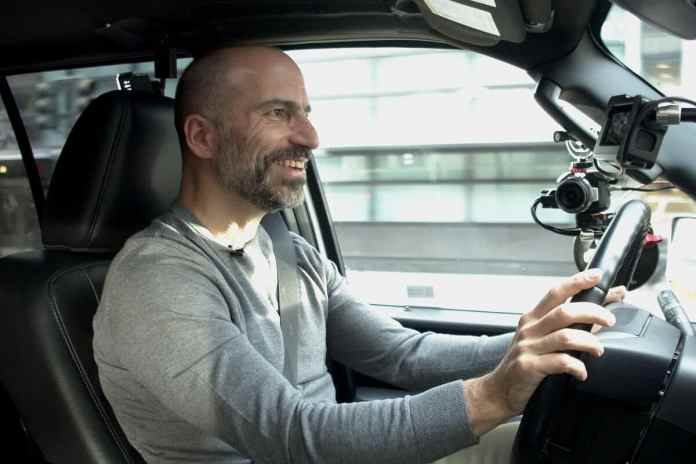 Pocket Driving For Uber