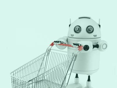 ecommerce development, ai in ecommerce, AI is shaping eCommerce development