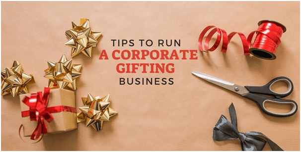 Run a Corporate Gifting Business