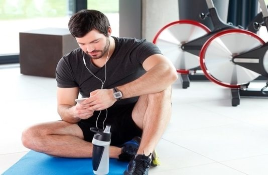 Android Fitness Apps