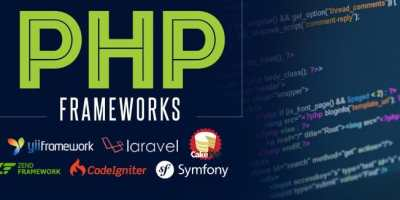 Top 8 PHP Frameworks For Niche Web Development