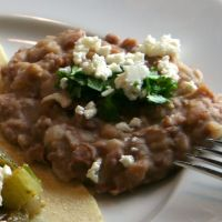 Rick Bayless' Classic Mexican Fried Beans with Onions & Garlic