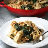 Spinach & Ricotta Pappardelle