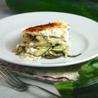 Quick Zucchini Lasagna