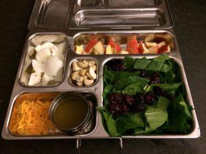 planet box salad