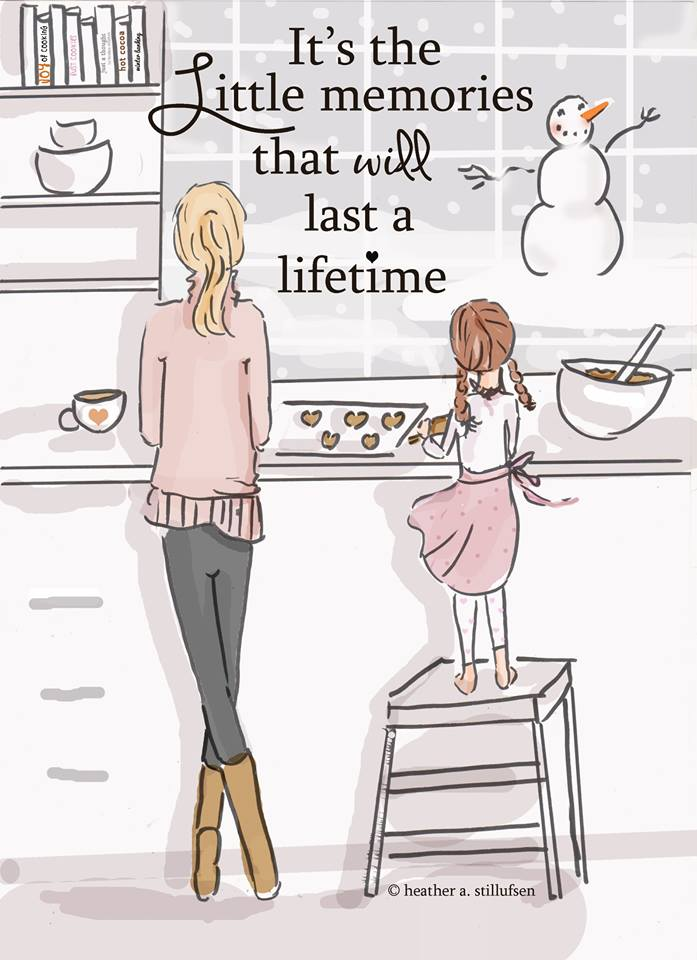 Make memories with your kids through cooking