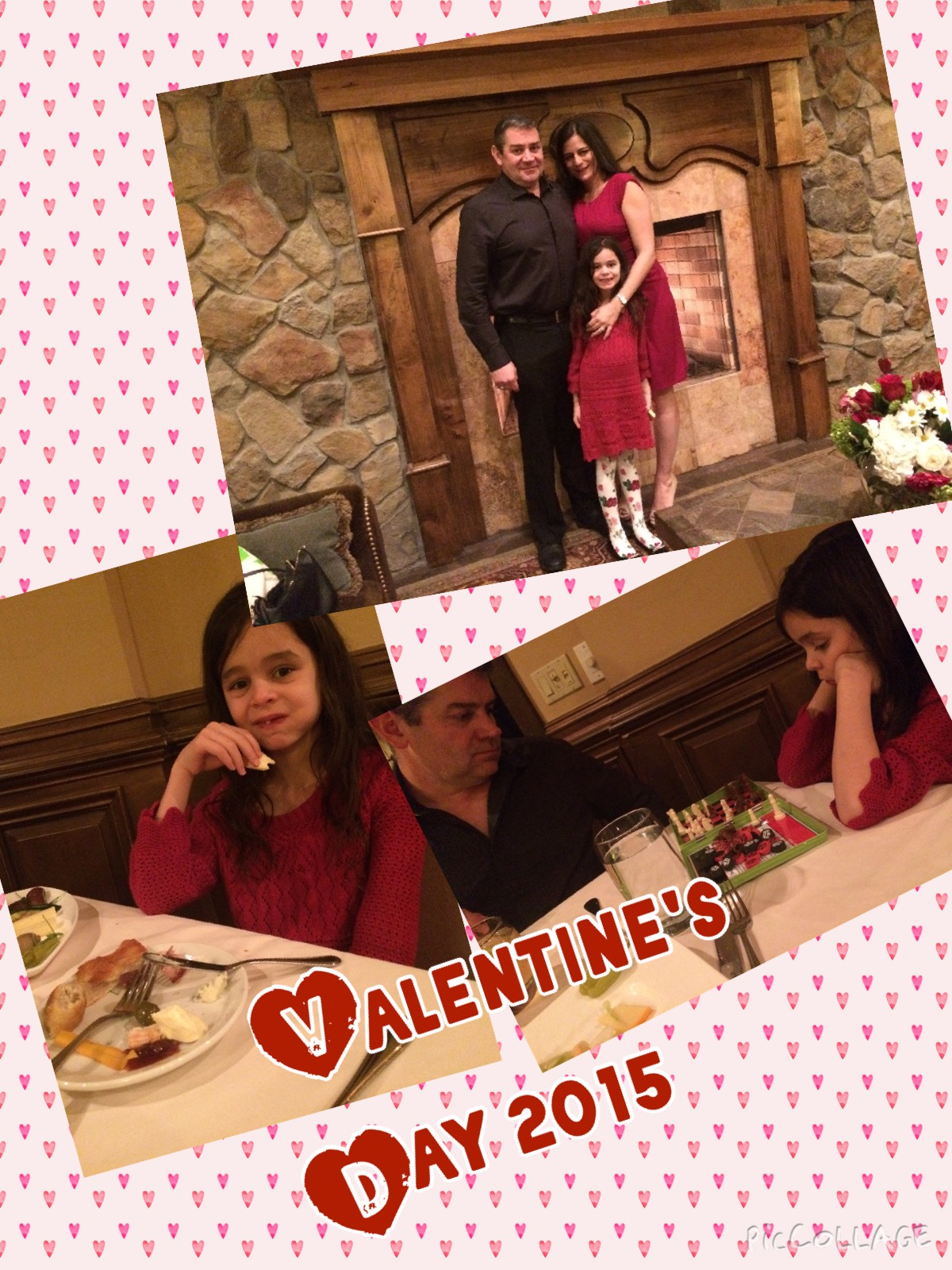 Valentine's Day DInner at The Grand Cascades Lodge