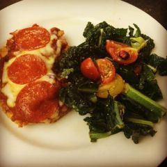 Carb Free Chicken Parmigiana
