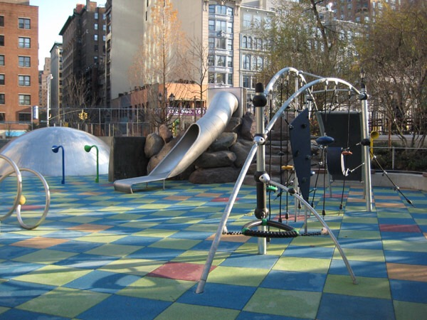 Union Square Park. free or low cost activities around NYC
