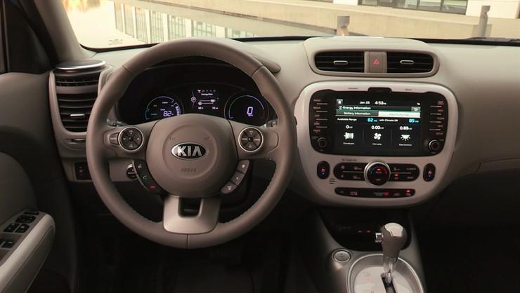 2016 Kia Soul EV