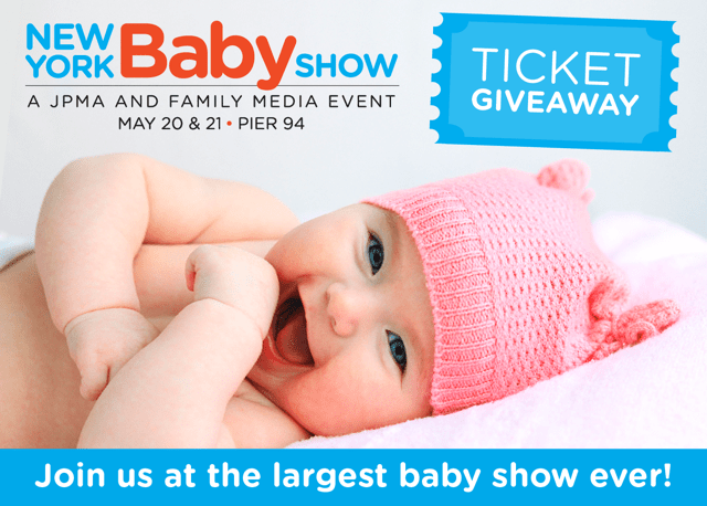 New York Baby Show Ticket Giveaway
