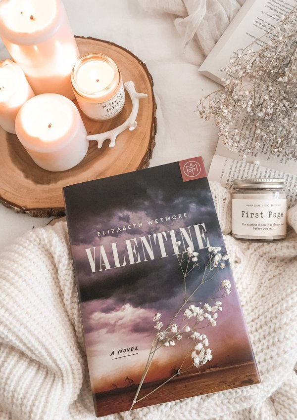 Valentine by Elizabeth Wetmore / Historical fiction with depth