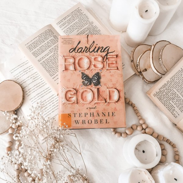 Darling Rose Gold by Stephanie Wrobel / oddly fascinating