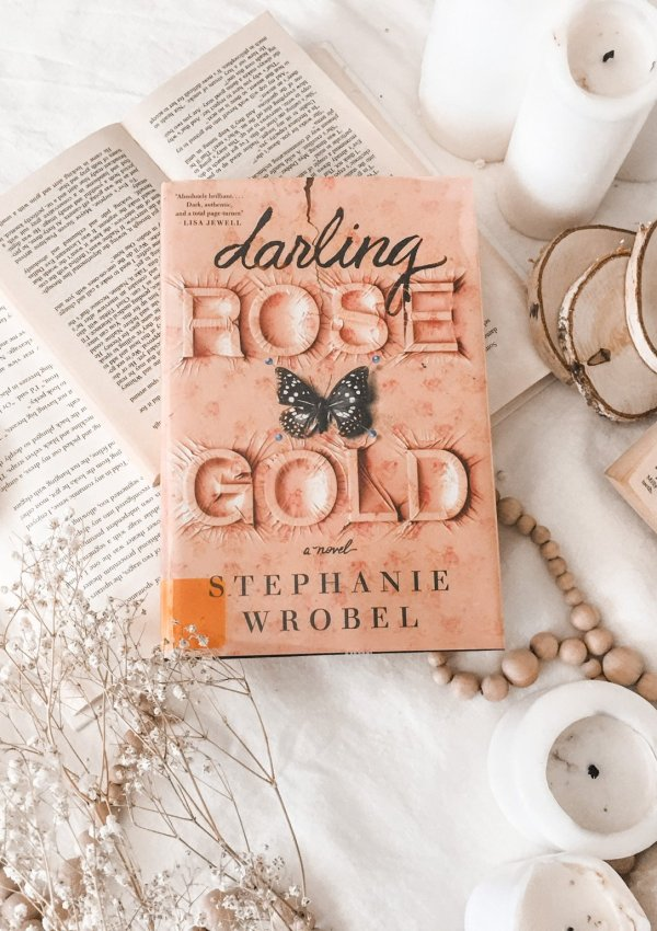 Darling Rose Gold by Stephanie Wrobel